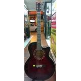 Guitarra Electroacústica Freedom Con Equalizador +regalos
