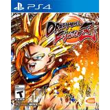 Dragon Ball Fighter Z + Juegos Gratis Digital Ps4