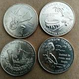 Monedas 6 Colonias 2009