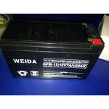 Baterias Para Carros Electricos De Niños 6  Voltios 7000 A.