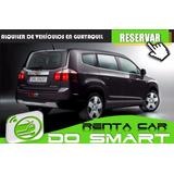 Chevrolet Orlando Automático 3 Filas