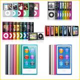 Ipod Nano 1st, 2nd, 3rd, 4th, 5th, 6th, 7th, 8th Generacion