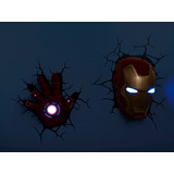 Avengers 3d Deco Lamp