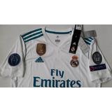 Camiseta Real Madrid 100% Original  2017 - 2018