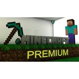 Minecraft Servicio Premium Original Pc De Oferta!