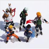 Naruto Coleccion Completa Uzumaki Sasuke Uchiha Kakashi Hata