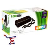 Ac Adapter Xbox 360 Slim Fuente Poder / Adaptador Pared/elec