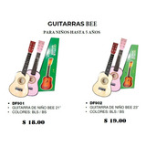 Guitarras Para Niños - Melodicas - Xilofonos - Alta Calidad