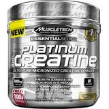 Creatina Platinum 400g Muscletech 80 Serv Polvo Original Eua