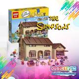 Set Tipo Lego La Casa De Los Simpsons// Sets Harry Potter