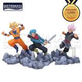 Figuras De Coleccion Dragon Ball Z 3 Munecos A $29,99