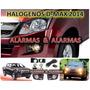 Halogenos Neblineros Chevrolet Luv D-max 2014 Cromados A&a