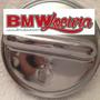 Bmw Tapa De Aceite Metálica Con Logo Bmw En Alto Relieve