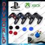 2tapa Silicon Joystick Analogos Control Ps4 Ps3 Xbox 360 One