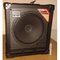 Amplificador Para Bajo Electrico Roland Cube 100