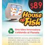 House Of Fish - Peceras Monitor - Acuario