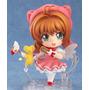 Figura De Sakura Cardcaptor De Colección Anime Articulada