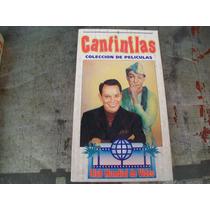 Cantinflas, Antigua Coleccion De Películas En Vhs, Bien