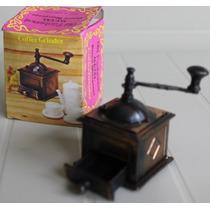 Sacapuntas Antiguo Años 70 Modelo Moledora De Cafe Nuevo