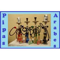 Pipas Egipcias Originales De 70cm (2 Mangueras)de Oferta