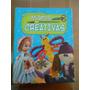 Manos Creativas: Libro De Manualidades Y Artesanias.