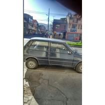 Fiat Uno Matrícula Al Día, Pasada La Corpaire 1991