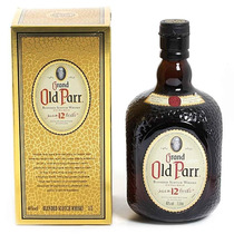 Whisky Escoces Old Parr 12 Años 750ml