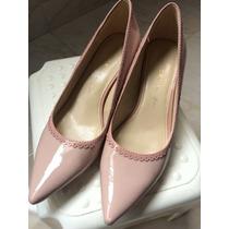 Zapatos Taco Mujer Rosa Anne Klein Talla 6.5-7