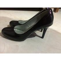 Zapatos Mujer Taco Negro Kenneth Cole! Super Cómodos!