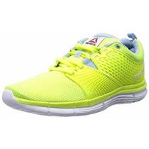 Zapatillas Reebok Talla 35 - 35.5 Mujer O Niña Zapatos Neón