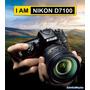 Camara Nikon D7100 Lente18-105mm Gratis Tripode Memoria Mica