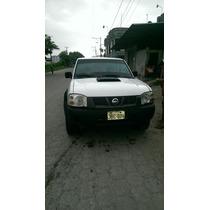 Nissan Frontier Motor 2500 Blanca 4x4 A Diésel