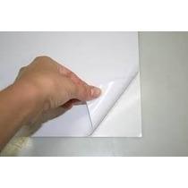 Papel Fotografico Adhesivo Blanco A-3 Para Tinta 50 Hojas