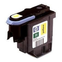 Inyector Cabezal 11 C4813a Yl Plotter Hp 100 110 500 510 800