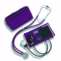 Kit Matchmates Estetoscopio Y Tensiometro Aneroide Adulto