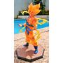 Goku Super Saiyajin Anime Dragon Ball Z Figura Coleccionable