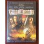 Colección De Dvds Originales Pitatas Del Caribe. 1, 2, 3 Y 4