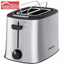 Electrolux Tostadora,3 Funciones,8 Niveles De Tostado,silver