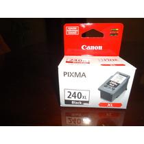 Cartucho Canon Pg-240xl Alto Rendimiento Original