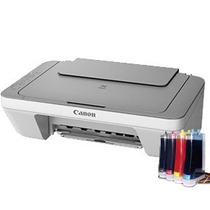 Impresora Multifuncion Canon Mg2410 Con Sistema Continuo