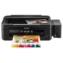 Impresora Multifuncion Epson L210 Sistema De Tinta Continua