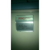 Copiadora Ricoh Mp 4001