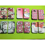 Estuche Agenda Case Diseños Samsung S3 Mini Mickey Kitty