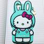Estuche Forro Case 3d Hello Kitty Iphone 6 Plus