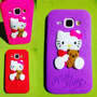 Case Tpu 3d Hello Kitty S3 S4 S5 J1 Mini A3 Sony E4 E3 Prime