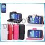 Estuche Samsung Galaxy Ace 3 S4 S3min Grand Duos Mega Agenda