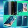 Estuche Samsung Galaxy S6 / Edge Clear View Covers Elegante