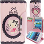 Estuche , Protector , Agenda , Hello Kitty Samsung S3 I9300