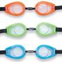 Lentes Gafas De Natacion Para Niños Y Adultos Intex Ypt