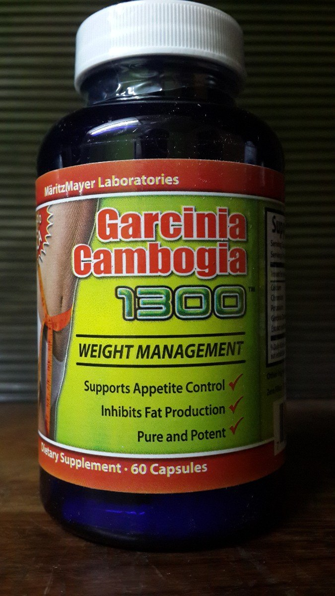 NutraCentials Garcinia Cambogia NX Weight Loss and Appetite